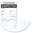 Inspected [add your name or logo]