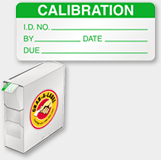 Grab a Calibration Labels